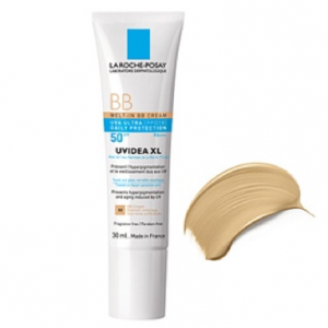 La Roche Posay BB cream. Available at selected chemists
